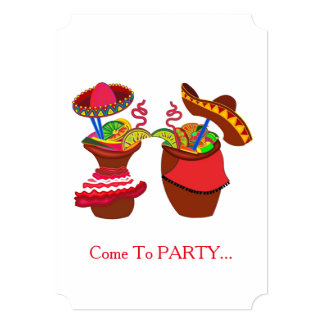 Come To Party! HHM Party Invitation
