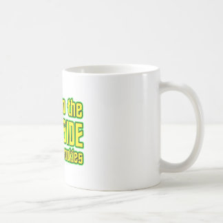 Come to the Darkside we have Cookies Basic White Mug