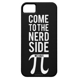 Come To The Nerd Side iPhone 5 Covers