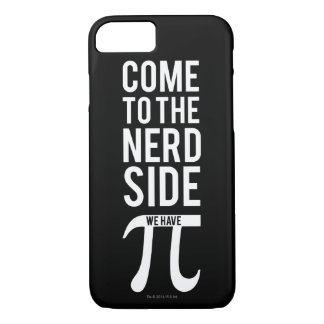 Come To The Nerd Side iPhone 8/7 Case