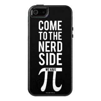 Come To The Nerd Side OtterBox iPhone 5/5s/SE Case