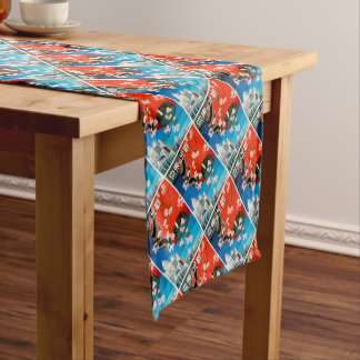 Come to Tokyo Short Table Runner
