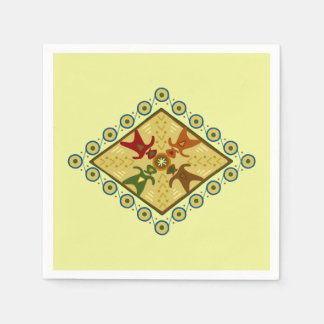 Come Together Kwanzaa Party Paper Napkins Disposable Napkin