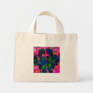 Come together mini tote bag