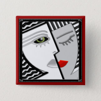 Come Together (pin) 15 Cm Square Badge