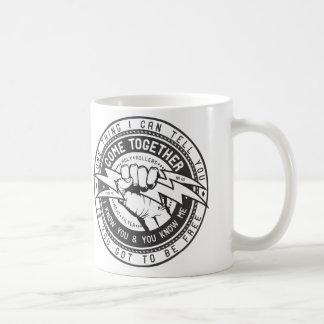 Come Together Union Logo Basic White Mug