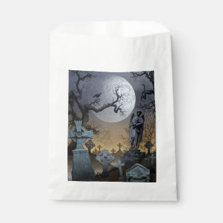 Come Trick Or Treat Halloween Favor Bags