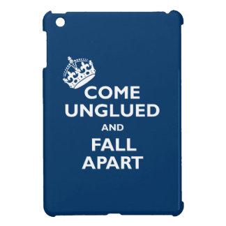 Come Unglued and Fall Apart iPad Mini Covers