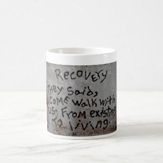 come walk with us coffee mug