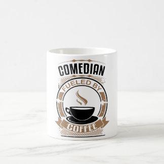 Comedian Fueled By Coffee Coffee Mug