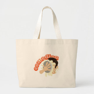 Comedian Jumbo Tote Bag
