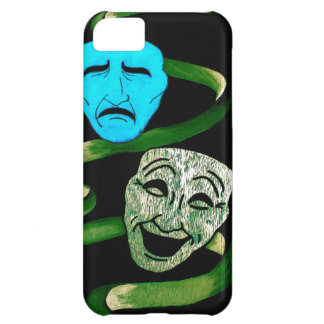 Comedy and Tragedy iPhone 5C Case