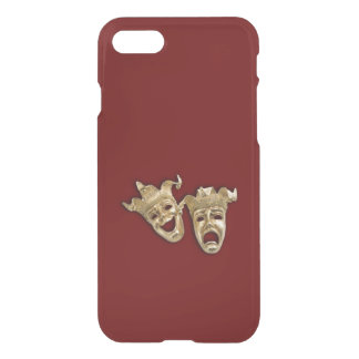 Comedy and Tragedy Theater iPhone 7 Case
