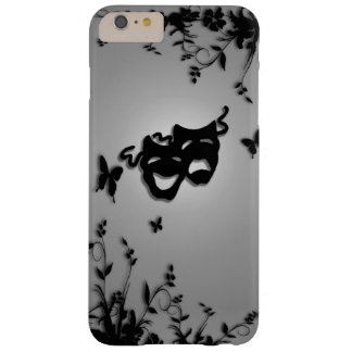 Comedy and Tragedy Theater Masks Barely There iPhone 6 Plus Case