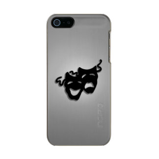 Comedy and Tragedy Theater Masks Incipio Feather® Shine iPhone 5 Case