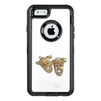 Comedy and Tragedy Theater Masks OtterBox iPhone 6/6s Case