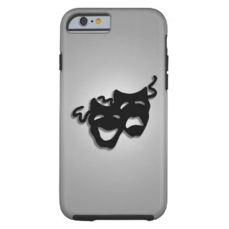 Comedy and Tragedy Theater Masks Tough iPhone 6 Case