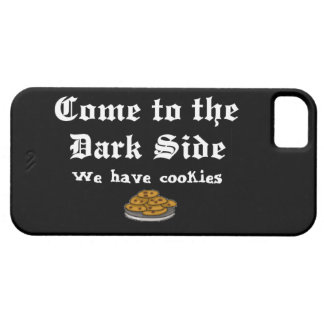 Comedy Come to the Dark Side iPhone 5 Cover