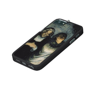 Comedy scene from Molière by Honore Daumier Case For iPhone 5/5S