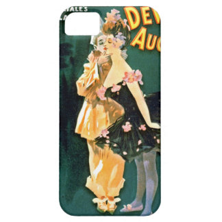 Comedy Stage Revue Playbill 1902 iPhone 5 Covers