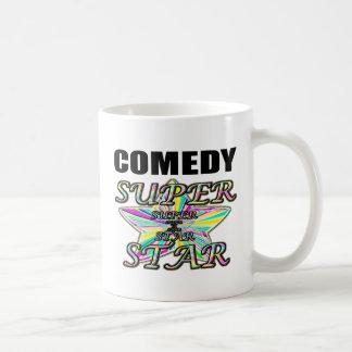 Comedy Superstar Coffee Mug