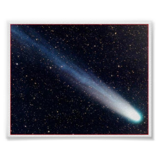Comet Hyakutake Poster