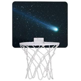 Comet in Night Sky Mini Basketball Hoop