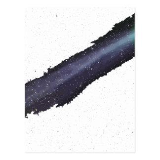 comet postcard