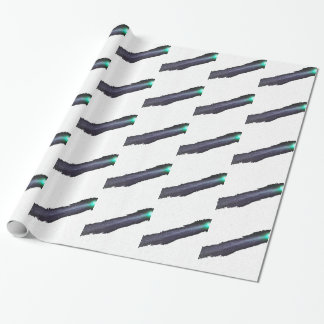 comet wrapping paper
