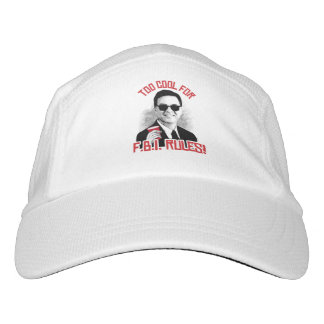 Comey is Too Cool for FBI Rules - -  Hat