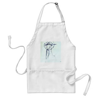 Comfort and Joy by Luminosity Standard Apron