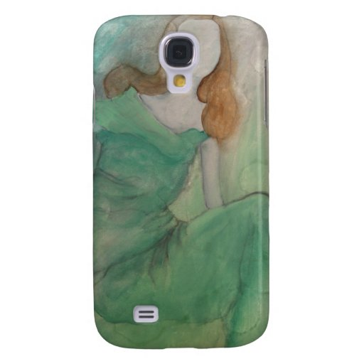Comfortable in Her Skin-iPhone 3G/3GS Case Samsung Galaxy S4 Case
