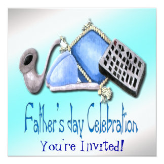 Comforts of Home - Father's Day Invitation