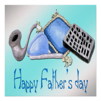 Comforts of Home - Happy Father's Day Poster