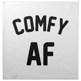 Comfy AF Napkin