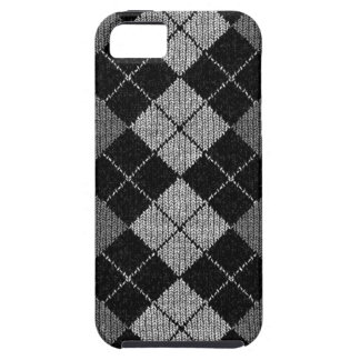 Comfy Argyle Look iPhone 5 Case