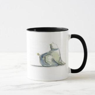 comfy pidge mug