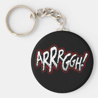 Comic - ARRRGGH! keychain