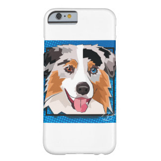 Comic Aussie Barely There iPhone 6 Case