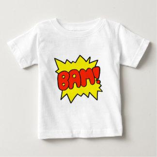 Comic 'Bam!' Baby T-Shirt