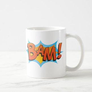 Comic BAM! Coffee Mug