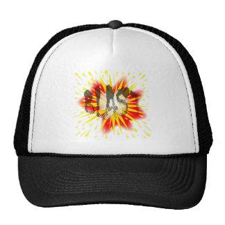 Comic Blast Cap