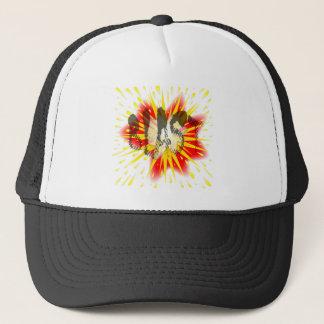 Comic Blast Trucker Hat