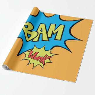 """Comic Book """"Bam"""" Balloon"""