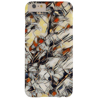 Comic Book Barely There iPhone 6 Plus Case