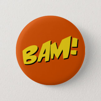 Comic Book Button