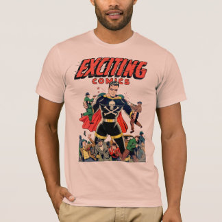 Comic Book Cover Art: Exciting Comics #51 T-Shirt