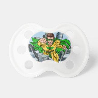 Comic Book Flying Superhero City Dummy