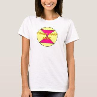 Comic Book Geek - Girl T-Shirt