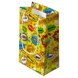Comic Book Gift Bags